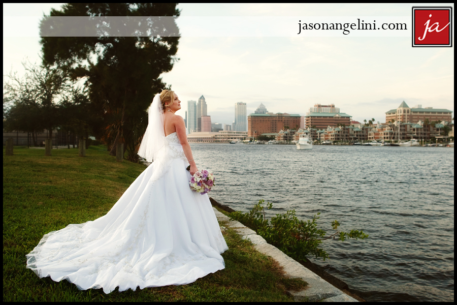Megan And Sean S Wedding At The Davis Island Garden Club Jason Angelini Photography Blog