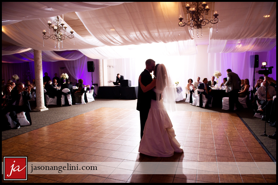 A La Carte Event Pavilion First Dance