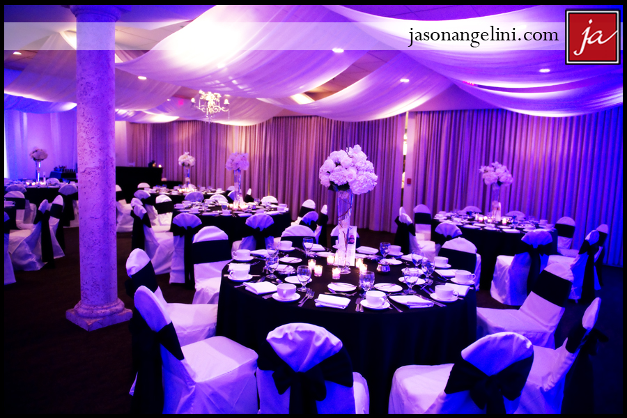 A La Carte Event Pavilion Reception Room